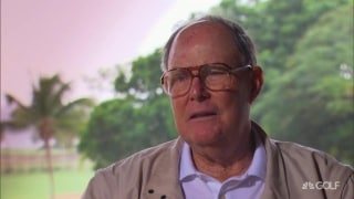 Pete Dye on his best course, Teeth of the Dog