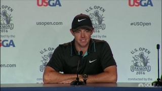Rory recalls Father's Day moment at '11 U.S. Open