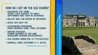 Ginella's tips to get on the Old Course