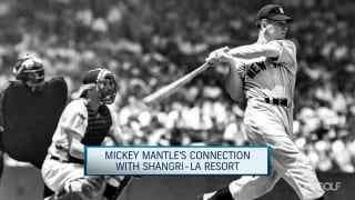 Summer Swing: Mickey Mantle's home course in the Sooner State