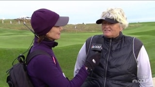 Davies (70) playing with confidence at Senior LPGA Championship