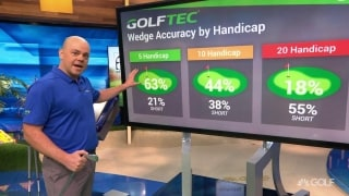 GOLFTEC Tips: How to improve wedge play accuracy