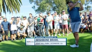 Golf Cares: Schauffele, Hoffman face off against Weir, Wilson at Wishbone Brawl