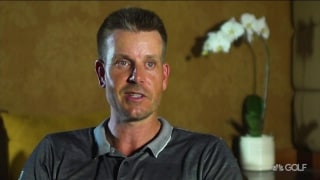 Stenson enjoying his debut at Indonesian Masters