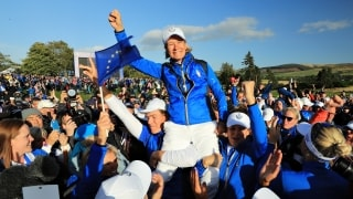 Solheim Cup will move to even years beginning in 2024