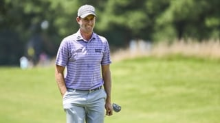 Simpson the betting favorite at Wyndham Championship