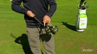 The importance of getting loft correct in a driver fitting