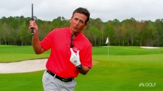 Solved in :60: Sunglasses drill for more backswing turn