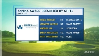 Annika Award watch list: Five top college players