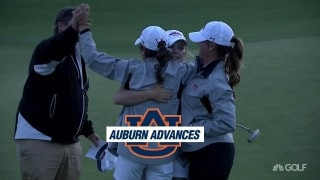 Sansom puts Auburn into semis over top-seed Texas