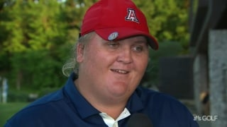Arizona's Moore, coach Ianello sum up Wildcats' quarterfinals win