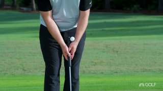 Solved in :60: Improve putting speed control with 'lodge ball' drill