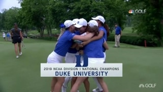 Duke edges out Wake Forest in extra holes to win NCAAs