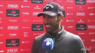 Hot start pushes Quiros (67) into Made in Denmark mix