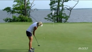 Highlights: Lexi, Brooke, Anna rolling it well at Pure Silk Championship