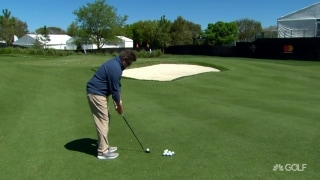 Grip confidence: How to avoid the bunker and make the green every time