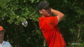 OSU's Matthew Wolff is as unique as his swing