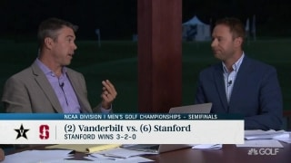Oberholser: Stanford showed a lot of grit, determination and guts