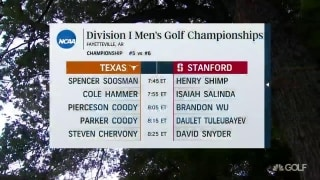 Texas vs. Stanford: Preview of NCAA men's final