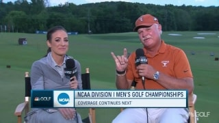 Texas coach Fields: Team 'absolutely' believed they could take down OSU