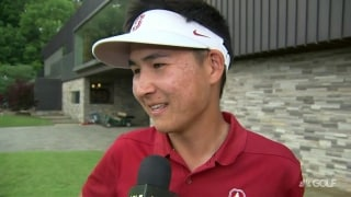 Freshman Tuleubayev's wild ride to clinch final point for Stanford