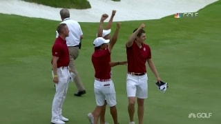 Champs are here: Stanford tops Texas to win NCAAs