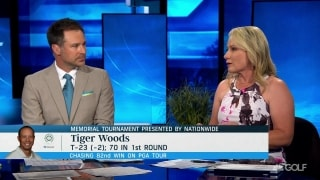 Stupples: Tiger (70) is a 'notoriously slow starter'