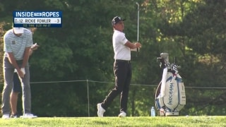 Damron: 'Rickie is on a roll a Muirfield Village'