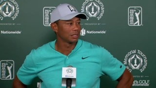 Tiger (72): 'I just wasn't able to make anything happen today'