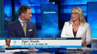 Stupples: Tiger 'is a dangerous man' heading into Pebble Beach