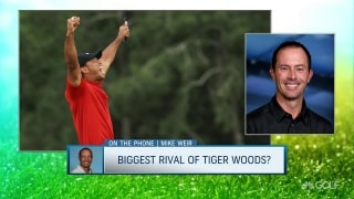 Weir: Tiger's biggest rivals are himself and those he's created