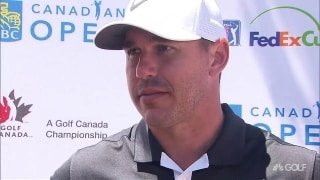 Koepka (66): 'Putted great and hit it terrible'