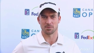 Taylor, Hadwin, Hughes playing for pride in Canada