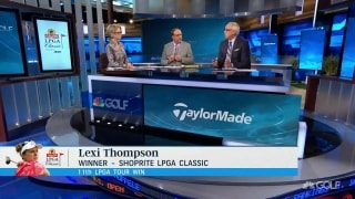 Kratzert: Lexi 'is the kind of player who should dominate'