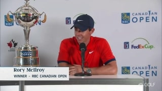Rory on chasing 59: Had to reassess my goals in the middle of back nine