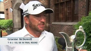 McDowell qualifies for home Open: 'Tried my best to mess it up'