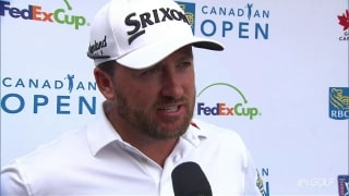 McDowell: 'Awesome to see him out there doing Rory-like things'