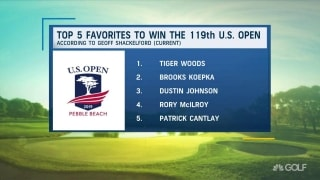 Shackelford: Favorites and expectations for the U.S. Open