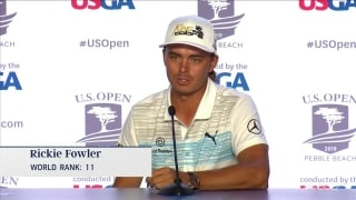 Fowler expects Hovland to play well at Pebble Beach