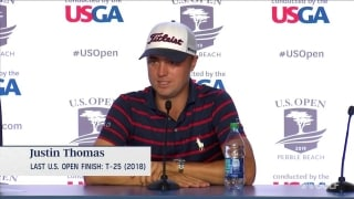 Thomas: PGA Championship was 'bummer to watch on TV'