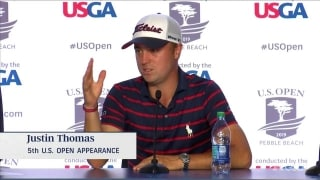 Thomas: 'Two putting rounds away from winning two golf tournaments'