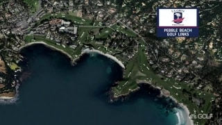 Cliffs of Doom: The challenging stretch at Pebble