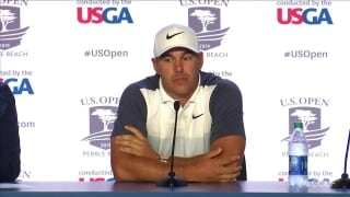 Koepka: How could I be left out of  U.S. Open promo?