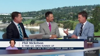 Immelman: Phil winning career Slam in Tiger era would be 'fantastic'