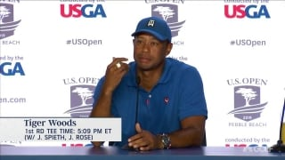 Tiger trending: 'I feel like I need one more day'