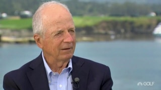 Ueberroth vows to keep Pebble Beach 'as it was' for future generations