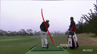 McDowell shows you how to shape shots for Pebble Beach