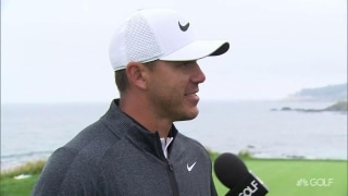 Koepka not thinking about history, just focused on the process