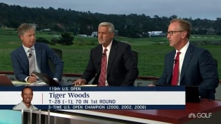 Duval: Tiger 'simply needs to hit his irons more like Tiger'