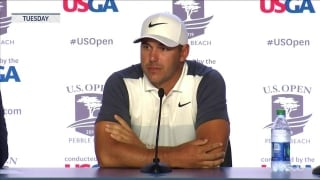 Koepka's prediction: Wise 'is going to be a hell of a player'